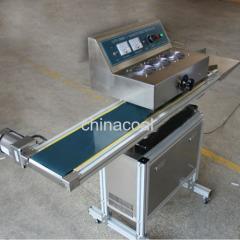Continuous Induction Aluminum Foil Sealer induction sealer continuous induction sealer