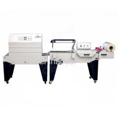 Sealer and Shrink Tunnel Shrink Wrap L sealer L bar sealer L sealer machine