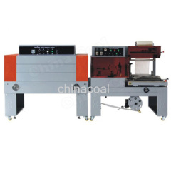 Shrink Tunnel Automatic Side Sealing Machine L sealer L sealer machine Auto L sealer and shrink tunnel