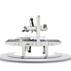 Single Down Conveyor Semi Automatic Carton Box Sealing Machine carton sealer box sealer