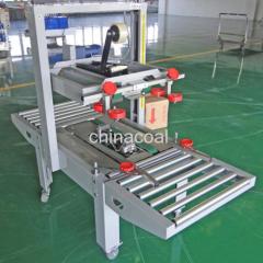 Adhesive Tape Carton Sealer Semi Automatic Box Sealing Machine for Sale carton sealer