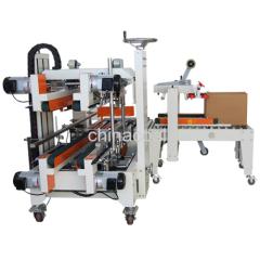 Fully Automatic Carton Edges Sealer /Box Sealing Machine/Carton Sealer automatic carton sealer