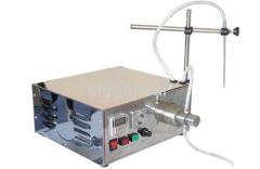 Single Head Magnetic Pump E-liquid Filling Machine 220V e liquid filling machine e liquid bottling machine