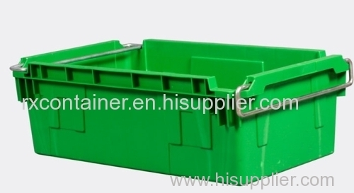 Plastic Stack Nest Totes