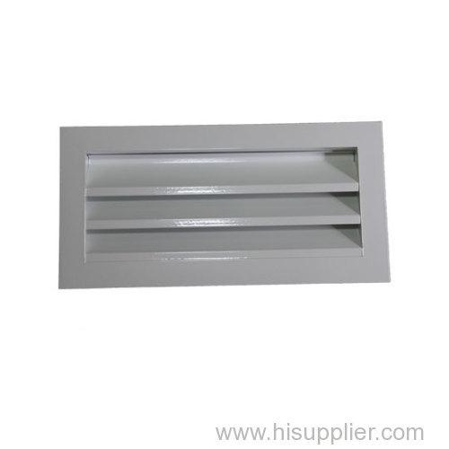 Air conditioner ceiling/floor diffuser