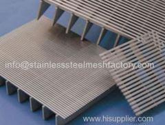 Wedge Wire Screen/wire mesh/welded mesh