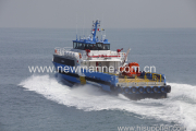 Fast Rescue Boat
