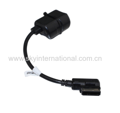 bluetooth Audio adapter for Audi Q3 Q5 Q7 Ami for iPhone5 5C 5S 6 6 PLUS