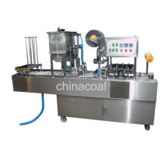 Automatic Cup Filling and Sealing Machine can sealer can sealer machine can sealing machine