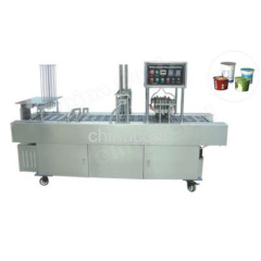 Automatic Cup Filling And Sealing Macine Cup filling sealing machine Cup sealing machine