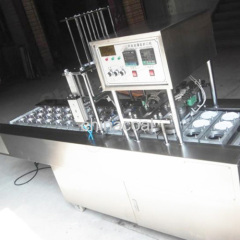 Automatic cup filling and sealing machine cup filling and sealing machine cup filling machine cup sealing machine