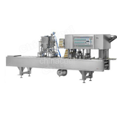 Automatic Cup Filling And Sealing Machine Automatic Cup Filling And Sealing Machine cup sealing machine