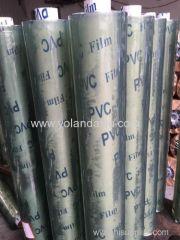 PVC film with white light