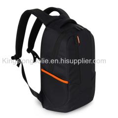 Black Backpack high density laptop bag for business