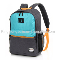 Italy design school backpack Laptop leisure bag