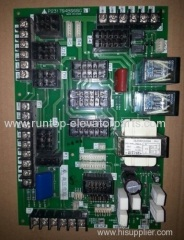 Elevator parts PCB P231704B000G01 for shanghai Mitsubishi elevator