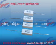 SHENZHEN YINGFA 5Watts wire wound power cement resistors
