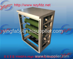 SHENZHEN YINGFA wire wound power braking resistor box