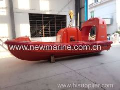 GRP veloce Rescue Boat