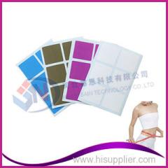 China Weight Loss Product Guarana Body Beauty Slim Patch