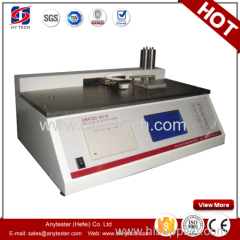 Plastic Film Friction Coeffecient Tester