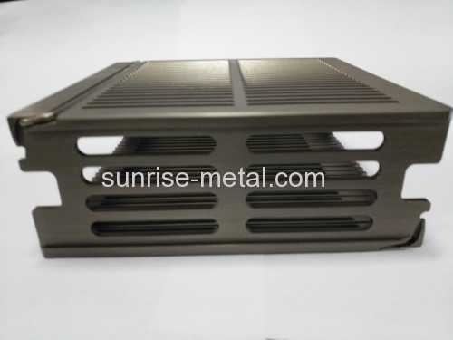 Aluminum Extrusion Profile for Mould