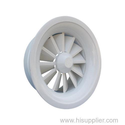 Clean room air diffuser