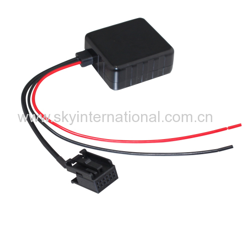 Bluetooth module for Opel CD30 CD70 Aux Cable for Car audio stereo radio with Filter