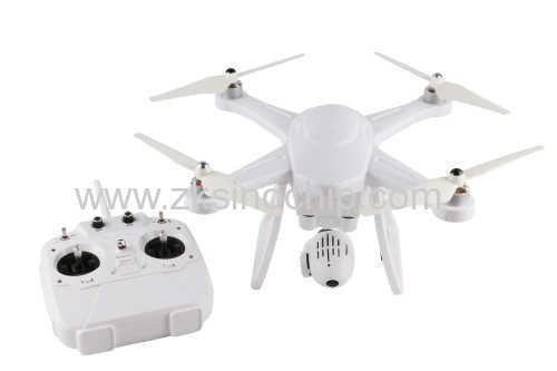 Long Time Flight Drone With 1080 HD Camera Aerial Helicopter Type GPS Auto Return Smart