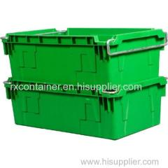 Stack and Nest Plastic Container