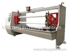 Two shafts Auto Cutting Machine