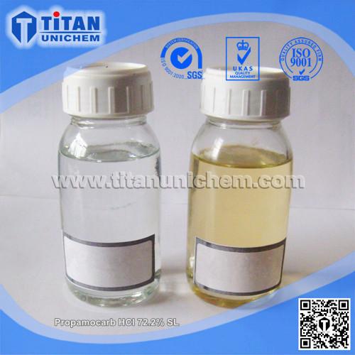 Propamocarb hydrochloride 72.2% SL Fungicide CAS 25606-41-1