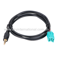 AUX cable for Renault car audio parts audio cable