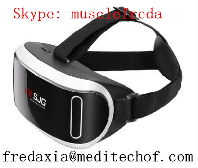 Updated VR-Box Virtual Reality Glasses 3D Glasses 3D Movie 3D Game VR-Wind For Mobile Phone High Quality Immer