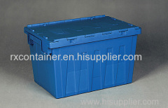 Attach Lid Solid Stackable Moving Container