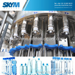 Drinking Water Washing Filling Capping Machine