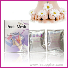 foot mask socks exfoliating