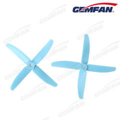 5040 glass fiber nylon adult propeller with 4 blades for rc toys airplane