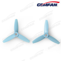 3035 glass fiber nylon bullnose Propeller with 3 blades for rc toys airplane