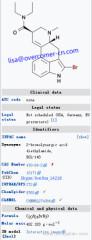 2-Broom-LSD hoge kwaliteit wit poeder 99% CAS Nr .: 478-84-2