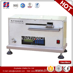 Digital Fabric Stiffness Tester