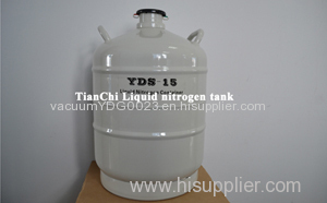 TIANCHI 15L cryogenic container YDS-15 in Tunisia