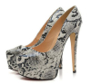 High heel women party dress shoes