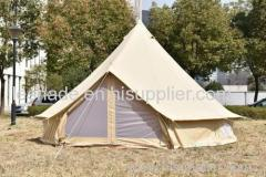 luxury c&ing bell tent & 7M ultimate bell tent from China manufacturer - Hangzhou Leshade ...