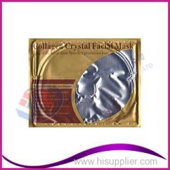 hot verkoop van hoge kwaliteit collageen hydraterende 24 k gezichts gouden masker