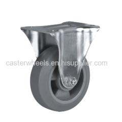 Heavy Duty Rigid Caster