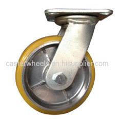Aluminium Core Casters wheels