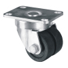 2 Inch Dual Wheels Low Profile Caster