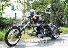 Fast Speed 250cc Chopper Motorcycle Harley Chopper Motorcycle Four Color With Two Wheel