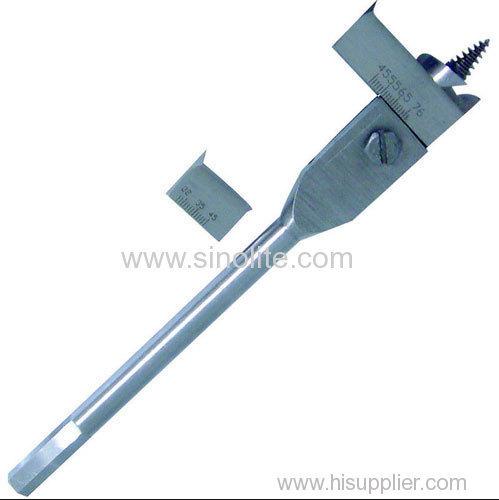 14-38mm 22-76mm Expansive Bit for Carpenter